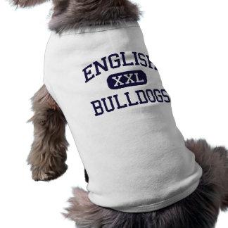 English - Bulldogs - High - Jamaica Plain Shirt