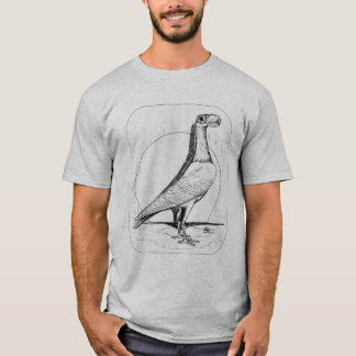 English Carrier Pigeon1978 T-Shirt