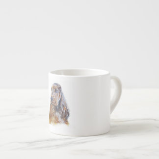 English Cocker Spaniel Espresso Cup