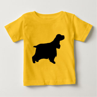 English Cocker Spaniel Gear Baby T-Shirt