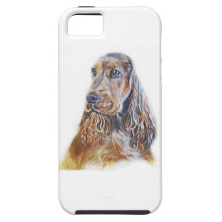 English Cocker Spaniel iPhone 5 Cover