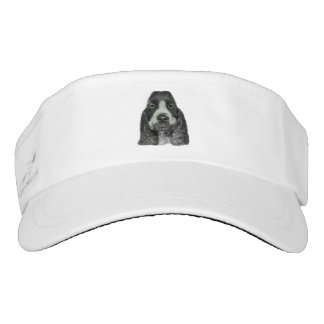 English Cocker Spaniel Visor