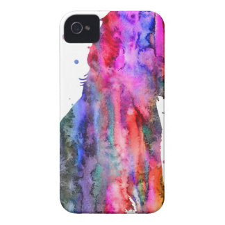 English Cocker Spaniel, watercolor Cocker Spaniel Case-Mate iPhone 4 Case