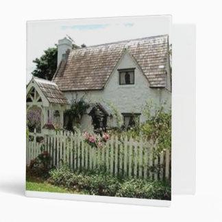 English Cottage Binder