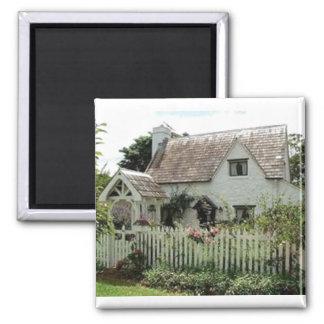 English Cottage Magnet