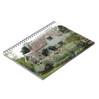 English Cottage Notebook