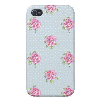 English Cottage Roses iPhone 4/4S Cover