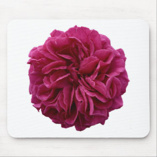 English Country Garden Rose Mouse Pad