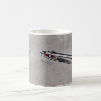 English Electric Lighting Fighter Coffee Mug