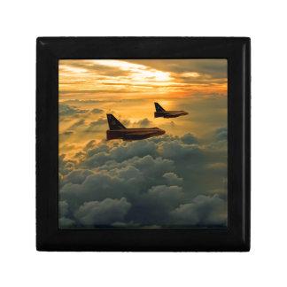 English Electric Lightning sunset flight Gift Box