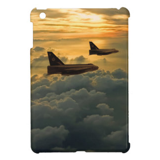 English Electric Lightning sunset flight iPad Mini Cover