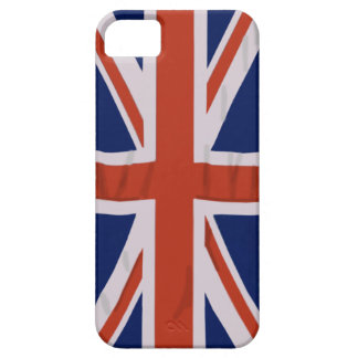 English Flag iPhone SE/5/5S Barely There Case