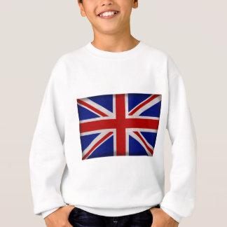 English flag of England textured Sweatshirt