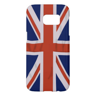 English Flag Samsung Galaxy S7 Barely There Case