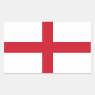 English Flag Sticker