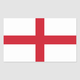English flag sticker