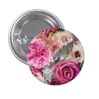 English floral button