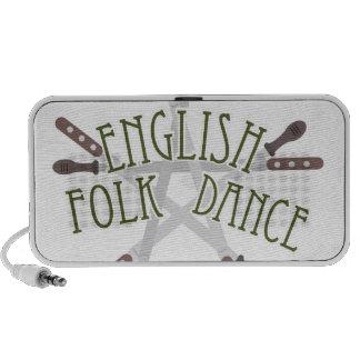 English Folk Dance iPod Speaker