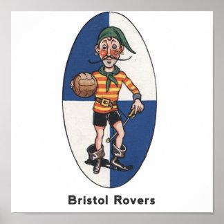 English Football Team - Bristol Rovers Poster