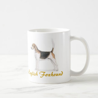 English Foxhound, Dog Lover Galore! Mug