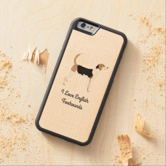 English Foxhound Maple iPhone 6 Bumper