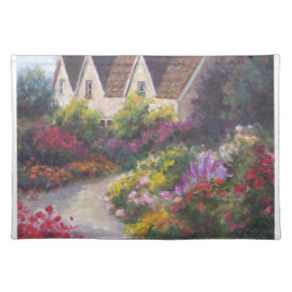 English Garden Placemat