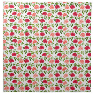 English Garden Tea Roses Napkins