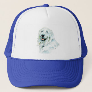 English Golden Retriever Cap