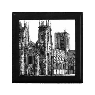 English Gothic church Gift Box