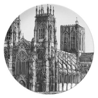 English Gothic church Plate
