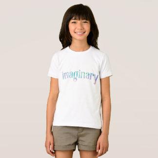 English IMAGINARY in Watercolor T-Shirt
