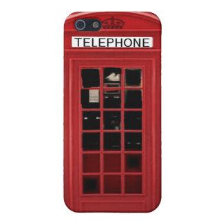 English Kiosk i iPhone 5 Case