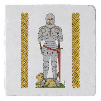 English Knight, Circa 1430 Trivet