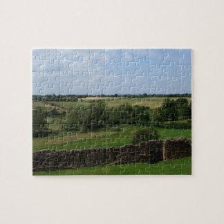 English Landscape Puzzle