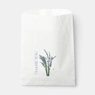 English Lavender Favor Bag