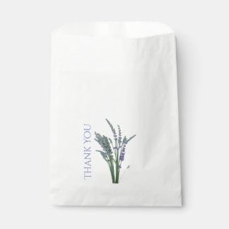 English Lavender Favour Bag