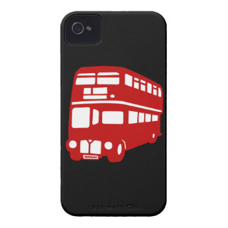 english london bus iPhone 4 covers