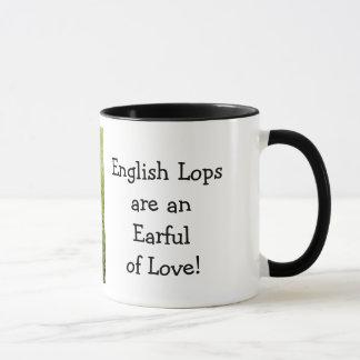 English Lop Rabbit Coffee Mug