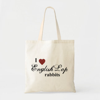 English Lop rabbits Tote Bag