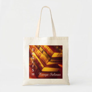 English Major Bag Personalized Name | Literature