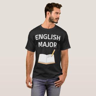 English Major College Degree T-Shirt