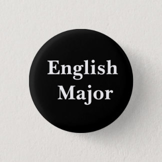 English Major Pin