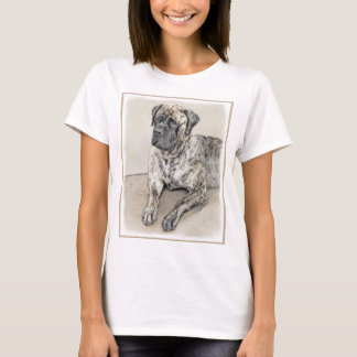English Mastiff (Brindle) T-Shirt