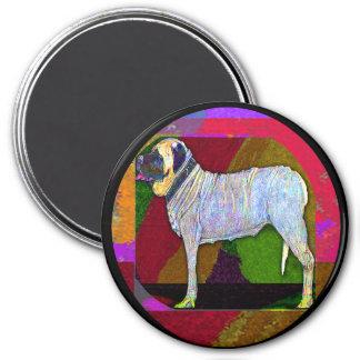 English Mastiff Large Magnet