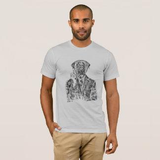 English Mastiff tshirt
