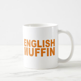 English Muffin Coffee Mug