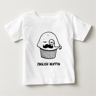 english muffin.png baby T-Shirt
