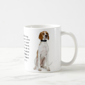 English Pointer Dog Breed Mug