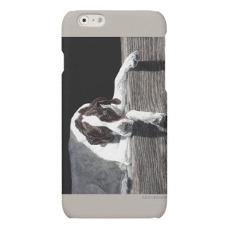 "English Pointer iPhone Case - ""Sophie"""