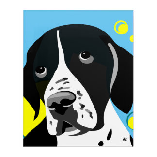 English Pointer Wall Art